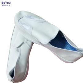 厂家直销防静电鞋定做帆布、皮革工作鞋劳保鞋防护鞋
