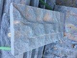 芝麻黑蘑菇石石材天然文化石蘑菇石外牆蘑菇石幹掛石材