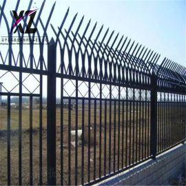 锌钢护栏@锌钢院墙围栏@围墙防护栅栏