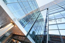 镀膜建筑中空low-e钢化玻璃 佛山玻璃厂