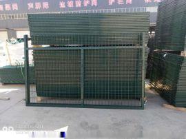 铁路防护栅栏厂家销售 铁路金属网片