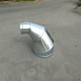 镀锌螺旋风管厂家佛山通畅螺旋风管通风管道有限公司