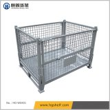摺疊式金屬網籠箱