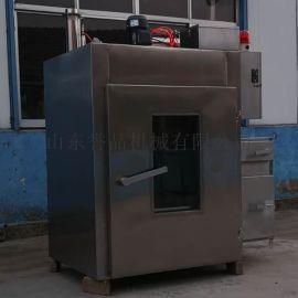 湖南豆干烟熏机器50小型全自动熏肉烟熏炉现货