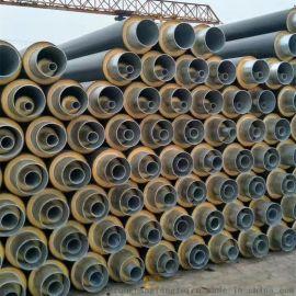 山西聚氨酯供热保温管,直埋保温钢管
