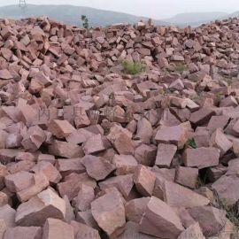 天然石材板岩碎拼片石景观碎拼冰裂石建筑外墙毛石贴面