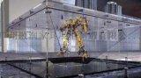 广州3D展柜厂家,3D全息投影展示柜定制