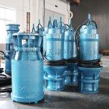 大流量潜水轴流泵生产厂家_抗洪排涝用轴流泵