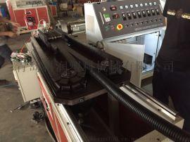 HDPE/PVC双壁波纹管生产线