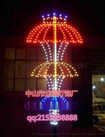 供應LED雙向燈安全電壓12v 燈杆圖案燈帶