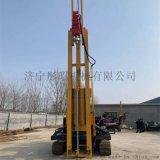 青海西宁光伏工程专用设备太阳能光伏电打桩机