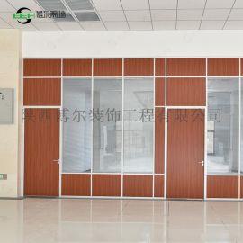 中国隔墙行业十大品牌 博尔铝合金玻璃隔墙