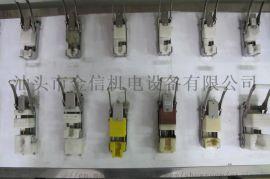 滑轨式导通测试治具、模块
