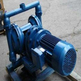 新疆博尔塔拉英格索兰气动隔膜泵耐腐蚀隔膜泵价格