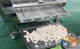 全自动趣味鸡块裹粉设备 滚动式脆香鸡裹粉机器