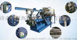 时产4-5吨水产饲料加工设备 大型鱼饲料生产线