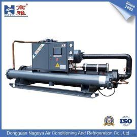 高雅 中央空调KSC-240WS水冷螺杆式热回收冷水机组70HP 水冷冷水机组 换热空调设备
