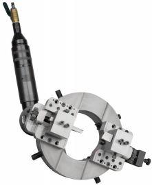 外卡式管道切割坡口机切割管径237-426毫米