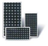 東莞星火太陽能板,100W單晶矽太陽能光伏電池層壓組件