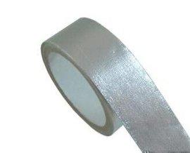 供应铝箔复合玻纤布胶带 玻纤布复合铝箔胶带