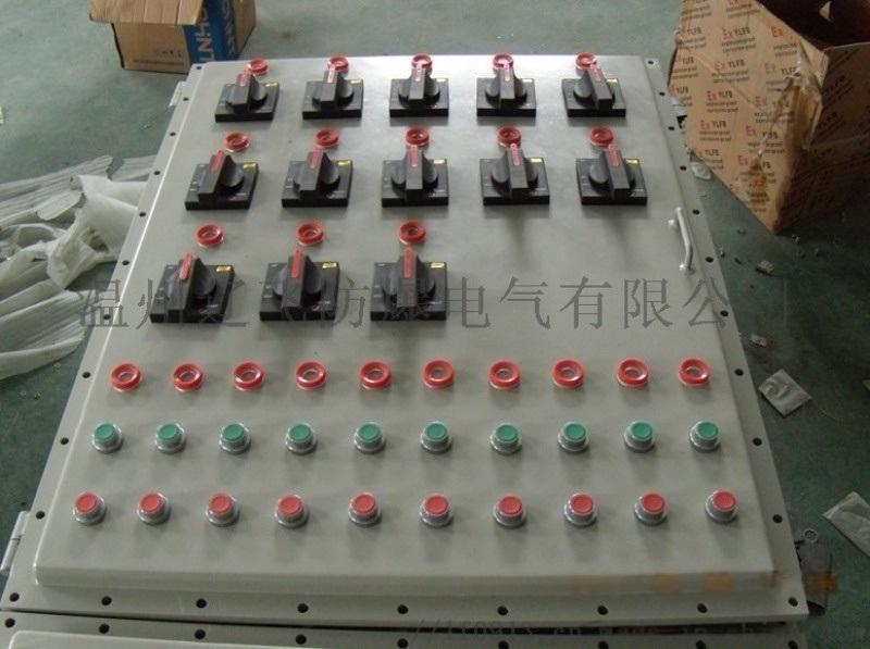 雙電源應急消防防爆配電箱