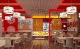 济南商务宾馆装修、餐饮店面设计、餐馆装潢施工公司