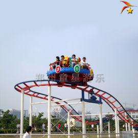 户外新型游乐北京赛车冲浪旋艇公园高空观景车滑车专业定做