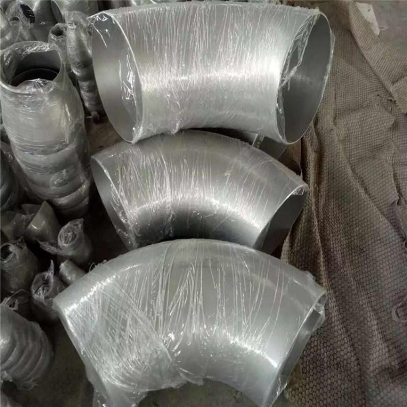 河北不鏽鋼45度彎頭廠加工314焊接管道彎頭