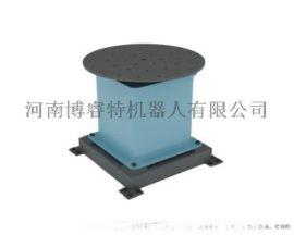河南焊接机器人单轴水平变位机工作站