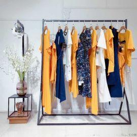 春款女装松原市唯众良品地址品牌女装尾货女式衬衫外套女装韩版