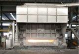 30噸環保節能熔鋁保溫爐再生式熔煉爐