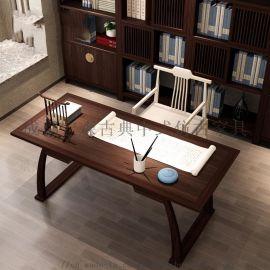 成都中式仿古古典民用家具 新中式明清**办公家具