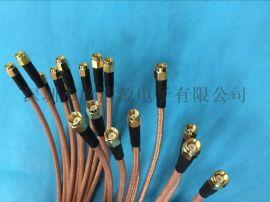 厂家直销同轴电缆 RG142线 转接线 测试线