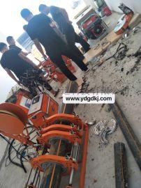 郑州地区PE管对接热熔机供应