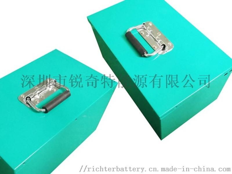 锂电池工厂48V60V72V电动车电池铅酸改锂电