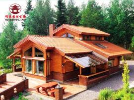 四川木屋厂家,木房子、花园木屋修建