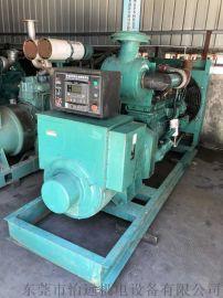250kw二手旧重庆康明斯柴油发电机组