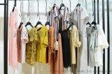 品牌折扣女裝尾貨麗想18款庫存女裝貨源