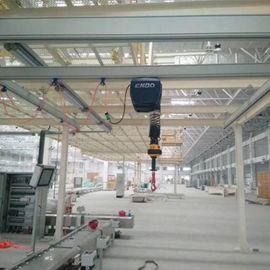 铝合金轨道组合起重机 铝轨悬臂吊 铝合金KBK悬挂 单双梁起重机
