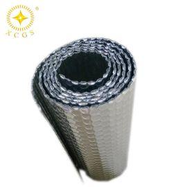 厂家直供双铝双泡纳米气囊反射层 屋顶建筑隔热保温材料
