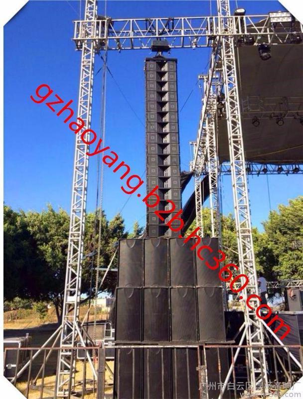 供应JBL款   舞台系列音箱 VT4888线阵音响 线性阵列   双12寸线阵音箱