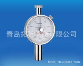LX-A雙針橡膠硬度計,多元脂硬度計,皮革硬度計,表盤式臘硬度計