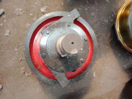 供应大车车轮组 锻造件车轮子 双梁起重行走大车轮
