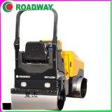 ROADWAY压路机RWYL52C小型驾驶式手扶式压路机厂家供应液压光轮振动压路机价格