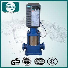 立式多级离心泵 不锈钢增压泵 恒压变频水泵