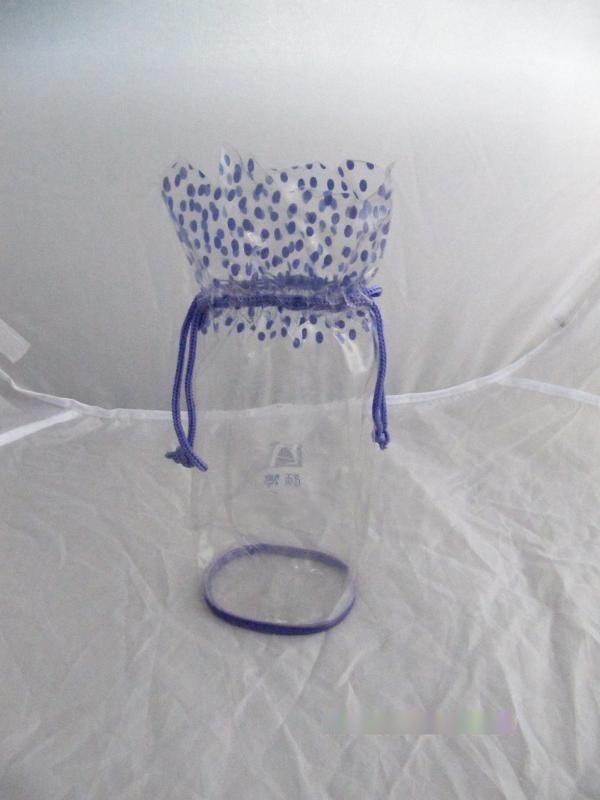 定做pvc圆筒袋,PVC包装袋,PVC骨袋