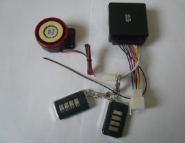 RX-025摩托车电启动防盗报警器