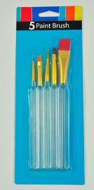 5只多用途画笔 (16828)