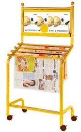 不锈钢报纸架
