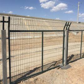 工厂供应铁路通线护栏网 铁路防护网